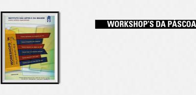 Workshops da Páscoa