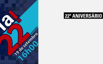 22º Aniversário do IAI