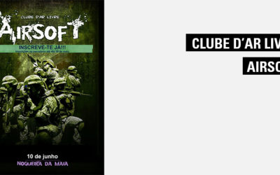 Clube d'Ar Livre – Airsoft