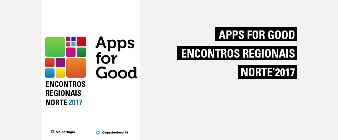 Participação no Encontro Regional 2016/2017 Apps for Good