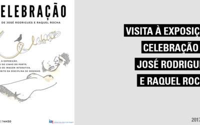 Visita à Exposição Celebração de José Rodrigues e Raquel Rocha – Museu do Vinho do Porto