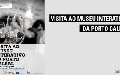 Visita ao Museu da Porto Cruz, Loja Interativa de Turismo Gaia, Mercado Municipal Beira Rio e Convento Corpus Christi
