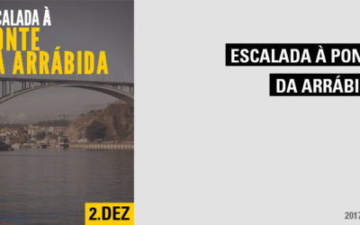 Percursos com História e Clube d' Ar Livre – Escalada à Ponte da Arrábida