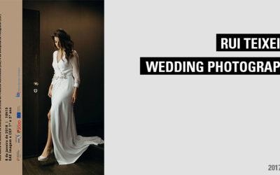 "Aula aberta com o fotógrafo Rui Teixeira ""Wedding Photography"""
