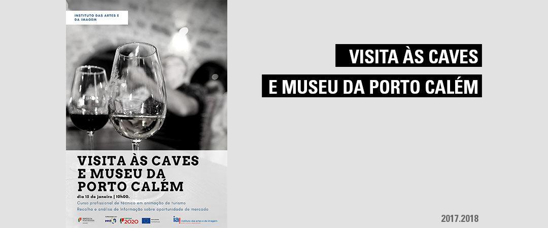 Visita ao Museu e Caves da Porto Calém