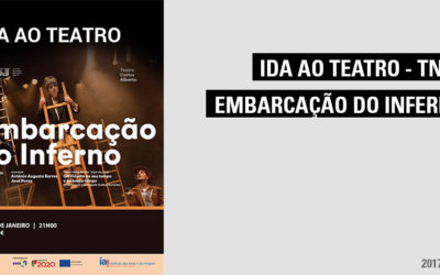 "Ida ao Teatro – ""Embarcação do Inferno"""