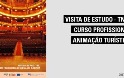 Visita ao Teatro Nacional S. João