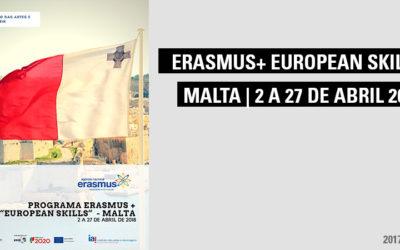 "Programa Erasmus + | ""European Skills""– Malta"