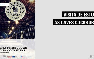 Visita de Estudo às Caves  CockBurns