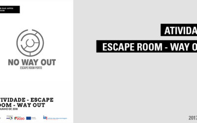Atividade – Escape Room – Way Out