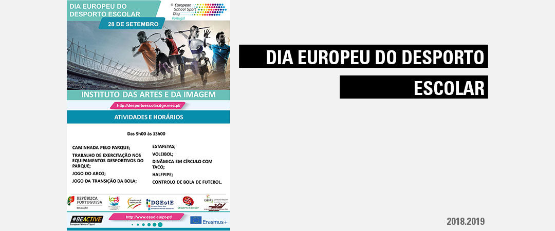 Dia Europeu do Desporto Escolar