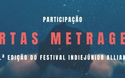 Participação na 3.ª Edição do Festival IndieJúnior Allianz