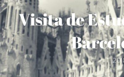 Visita de Estudo – Barcelona