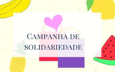 Campanha de solidariedade
