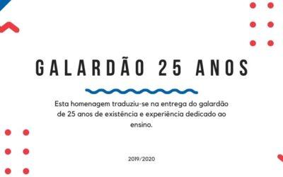 Galardão 25 anos