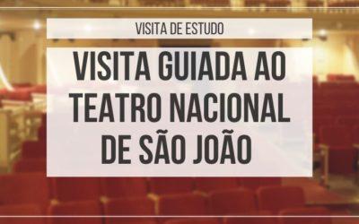 Visita de Estudo – Teatro Nacional S. João