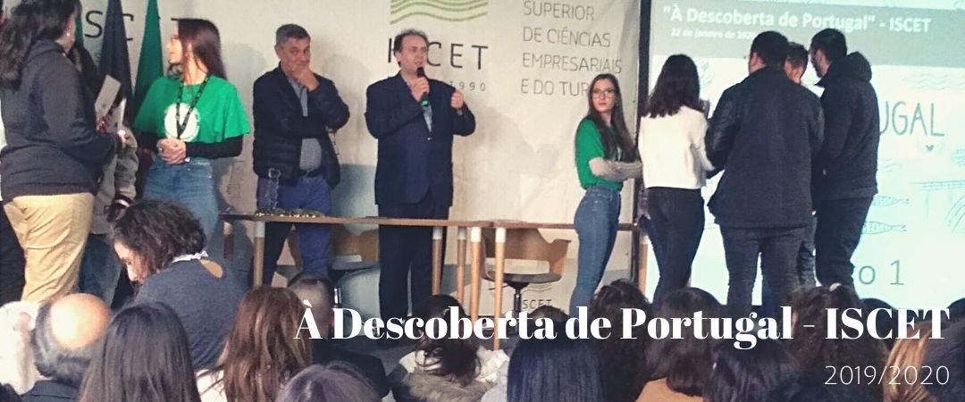 Participação em Evento – À Descoberta de Portugal – ISCET