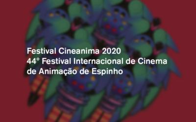 Participação Online – Festival Cinanima