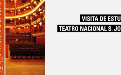 Visita de Estudo ao Teatro Nacional S. João