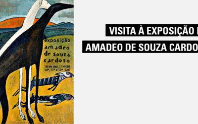 Visita à exposição de Amadeo de Souza Cardoso