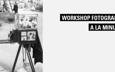 Workshop de fotografia A la Minute