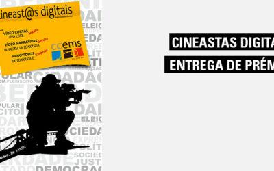 Cineastas Digitais – Cerimónia de Entrega do Grande Prémio do Júri