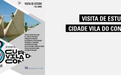 Visita de estudo a Vila do Conde  – Solar Galeria de Arte Cinemática, Curtas