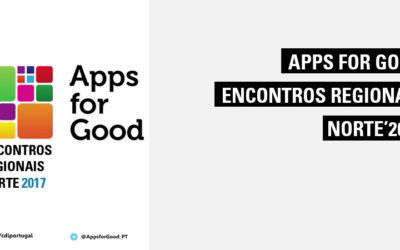 Participação no Encontro Regional 2016/2017 Apps for Good