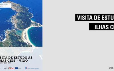 Visita de Estudo às Ilhas Ciés  – VIGO