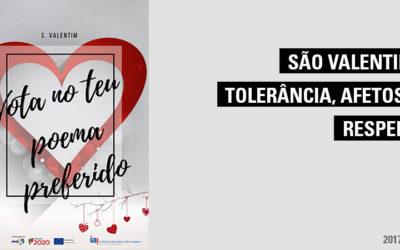 São Valentim: tolerância, afetos e respeito