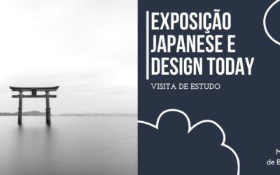Exposição Japanese e Design Today