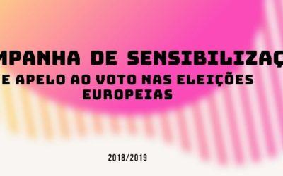 Campanha Eleições Europeias e Bienal