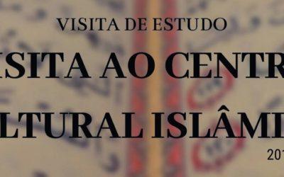 Visita de Estudo – Centro Cultural Islâmico