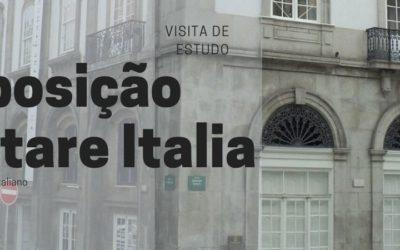 Visita de Estudo – Exposição Abitare Italia- Ícones do Design Italiano