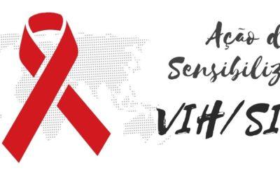 Ação de sensibilização – VIH/SIDA