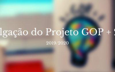Divulgação do Projeto GOP+ 2020