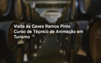 Visita de Estudo às Caves Ramos Pinto