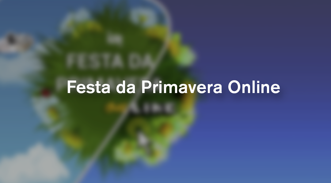 Festa da Primavera Online